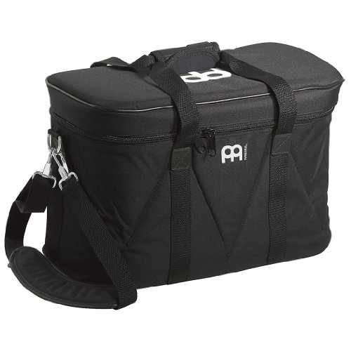 - Meinl Percussion MBB Professional Bongo Bag, Black