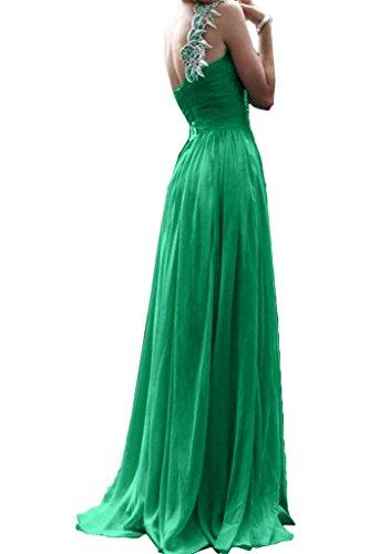 Missdressy - Robe - Plissée - Femme -  vert - 50