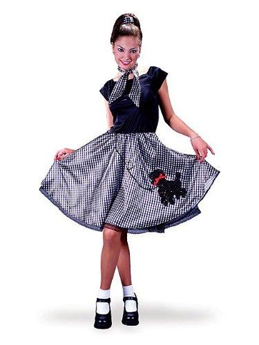 Bobby Soxer Costume - Small/Medium - Dress Size 2-8]()
