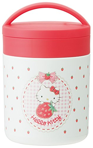 - Delica pot thermos bottle(Soup Jar) 300ml Hello Kitty Sanrio LJFC 3
