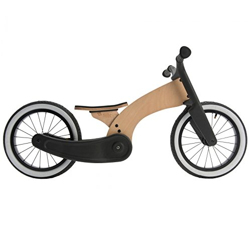 Wishbone Bike Cruise, Quality Balance Bike from Wood and Recycled Plastic , for 2 years and up