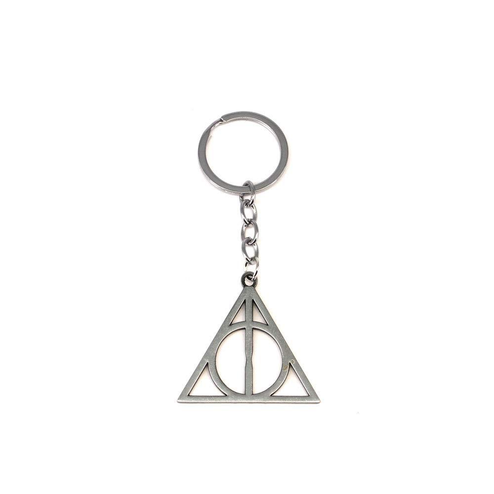 Karactermania Harry Potter Lumos-Hallows Schlüsselkette ...