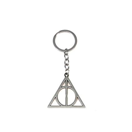 Harry Potter Llavero Metal Hallows Reliquias de la Muerte ...