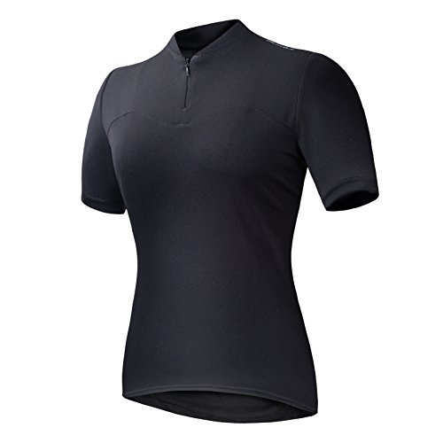 Women Outdoor Breathable Short Sleeve Cycling Jersey Short Pants - 5