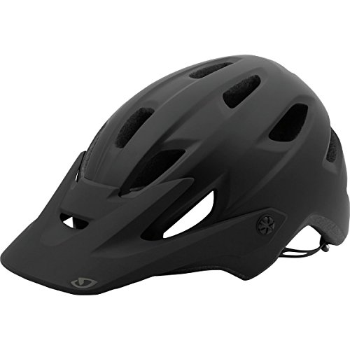 Giro Chronicle MIPS MTB Helmet Matte Black/Gloss Black Medium (55-59 cm) from Giro