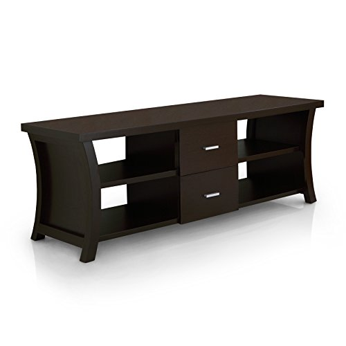 ioHOMES Autumn Entertainment Console with Drawer Storage, 60-Inch, Cappuccino by HOMES: Inside + Out