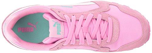 PUMA Girls ST Runner NL Jr Sneaker, Prism Pink White, 5.5 M US Big Kid