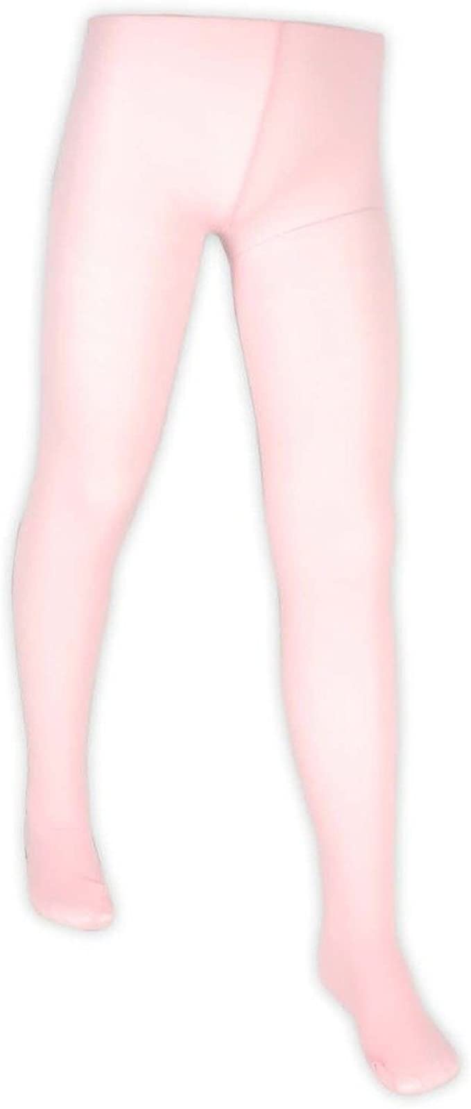 Girls 40 Denier Elasticated Ballerina Ballet Dance Tights One Size 16 Colours