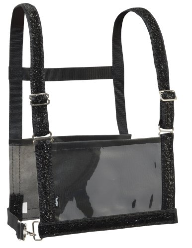 Weaver Leather Livestock Youth Exhibitor Number Harness with Overlay (Weaver Leather Harness)