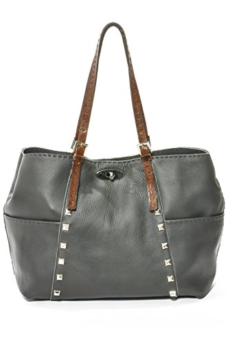 andrea-shopper-with-studs-grey