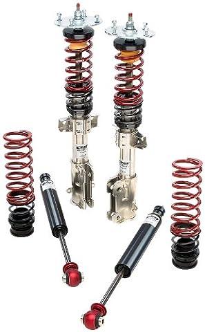 Eibach 8598.712 Multi-Pro-R1 Coil-Over System - Volkswagen Gti Eibach Springs