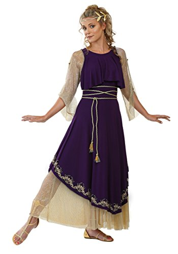 Women's Aphrodite Goddess Plus Size Costume (Plus Size Jedi Costumes)