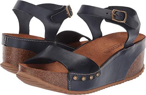 Cordani Women's Mackie Navy Leather 37 B EU