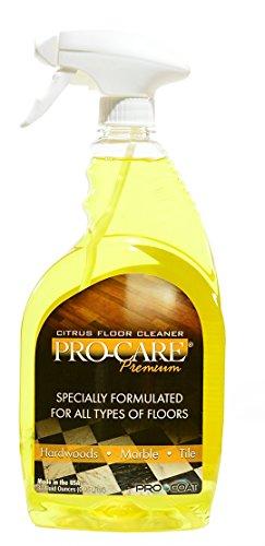 32 Oz Floor Cleaner (ProCare Citrus Floor Cleaner, 32 Ounce.)