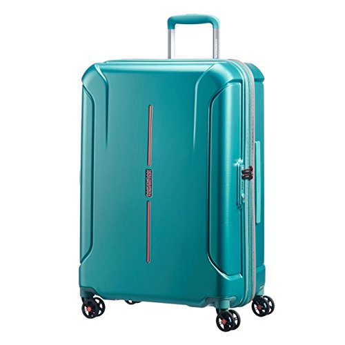 American Tourister Technum Spinner Hardside 28, Jade Green by American Tourister