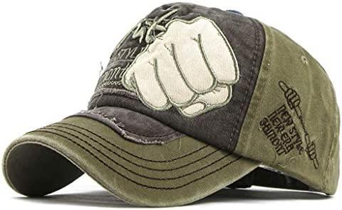 Algodón Unisex Bordado Gorras De Béisbol Unisex, Sombreros ...