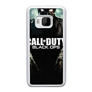 HTC One M9 Cell Phone Case White Call of Duty Black Ops ST1YL6719734