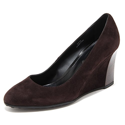 Donna Sg Shoes Marrone Di Women 75 Zeppa Moro Testa 76700 Scarpa Tod's p1BqYw1