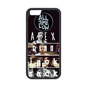the Case Shop- Customized All Time Low Band TPU Rubber Case Cover Skin for iPhone 6 4.7 Inch , i6xq-714