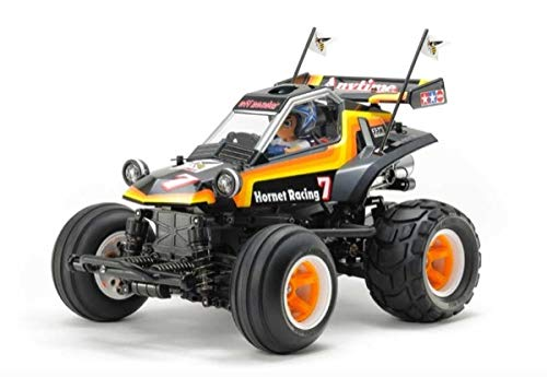 Tamiya 1/10 Electric RC Car Series No.666 Comical Hornet WR-02CB Chassis Off-Road 58666