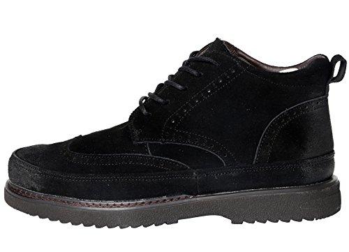 Shoes Veldskoen Up Shoes Dress Brogue Lace Mens Combat Boots by Suede Black Santimon Casual Oxfords 18gnqnRvx