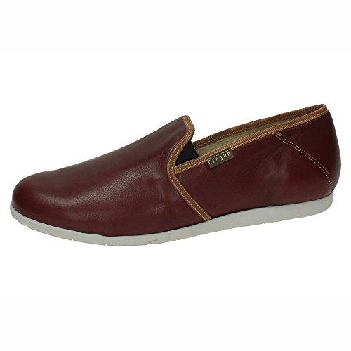 141 Zapatos Made CÓMODOS Burdeos Spain MOCASÍN IN Mocasines Hombre 6wwgRHq