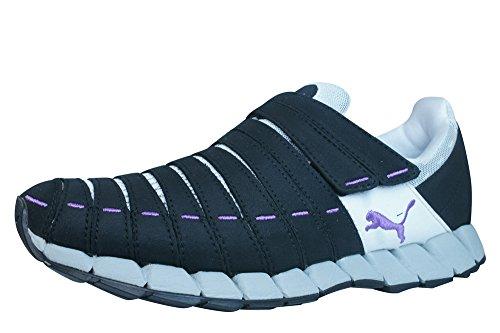 Puma Osu Womens Running Sneakers - Shoes-BLACK-6.5