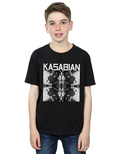 Kasabian Boys Solo Reflect T-Shirt 5-6 Years Black -