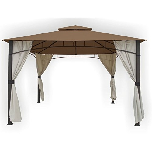 - Garden Winds Replacement Canopy Top Cover for MENARDS DC AMERICA SOHO 10 X 12 CANOPY - SUNBRELLA