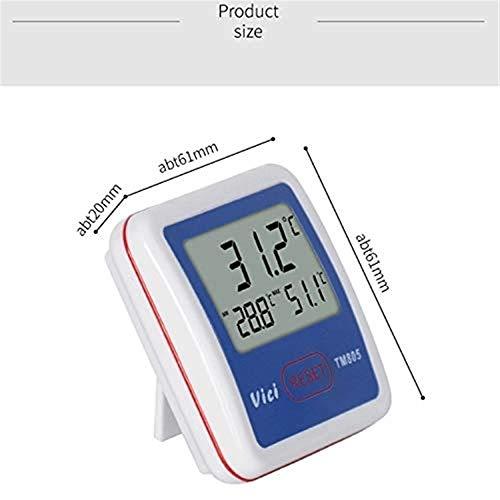 Compra SUIWO Cocinar termómetro Digital, termómetro de Lectura ...