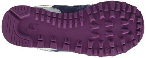 NBWL574MON Purple Balance Donna Sneaker New Pigment C4U5w5