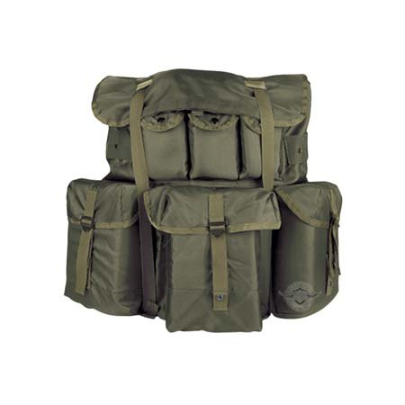 5ive Star Gear Mil-Spec Large Alice Pack, Olive Drab