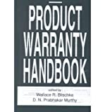 product warranty handbook - [(Product Warranty Handbook )] [Author: Wallace Blischke] [Mar-1996]