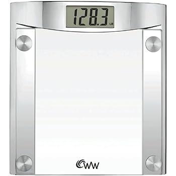 Amazon Com Weight Watchers By Conair Digital Glass