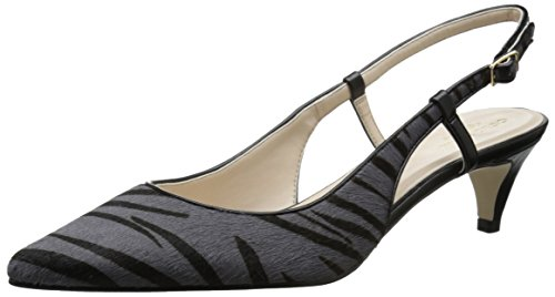 Cole Haan Kvinders Juliana Slingback Pump Zebra Haircalf 3yFU1Jk