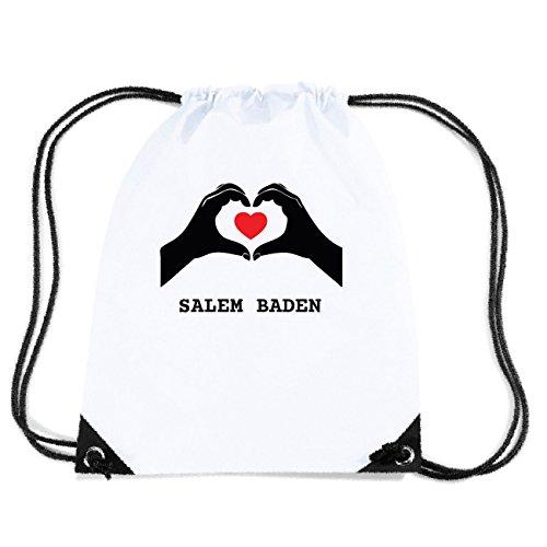 JOllify SALEM BADEN Turnbeutel Tasche GYM2281 Design: Hände Herz 2CJwUU