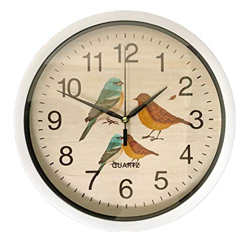 Creative Motion 22672-6 Wall Clock, Multi-Color