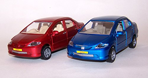 Buy Centy Toys Honda City Car, Multi Color Online At Low Prices In India    Amazon.in