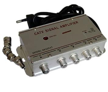 Splitter - Amplificador de señal de TV, ...