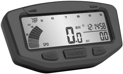 Trail Tech Vapor Replacement Digital Gauge Stealth