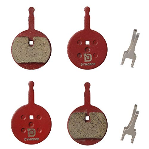 - Dymoece 2 Pairs Organic Resin Bicycle Disc Brake Pads for Avid BB5 Mechanical Disc Brake