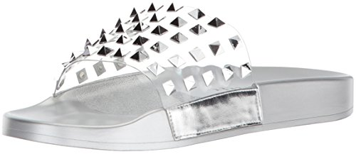 Katy Perry Women's The Tatum Flat Sandal Silver cheap sale best seller outlet big sale cheap sale authentic cheap sale factory outlet looking for ug22zYhJ