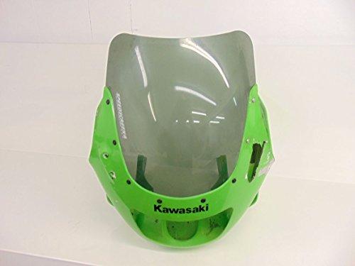 95 Kawasaki ZX6E ZX 600 E Ninja Used Front Upper Plastic Fairing CowlDamaged (Kawasaki Front Zx6e)