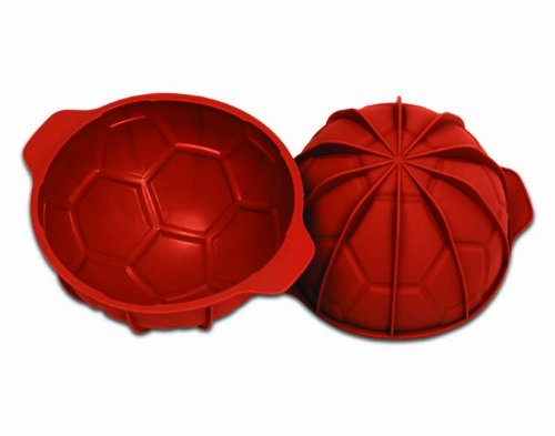 Schneider 1 x Silicona Molde de fútbol Molde tamaño Diámetro ...