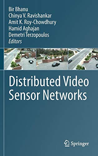 (Distributed Video Sensor Networks)