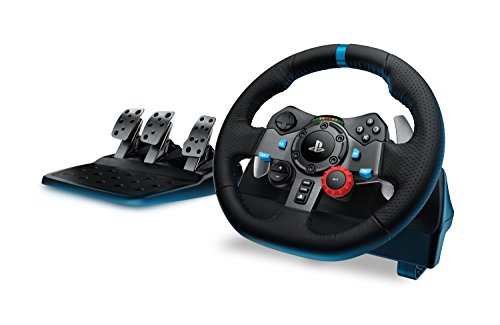 Price comparison product image Logitech Driving Force G29 Racing Wheel for PlayStation 4 and PlayStation 3