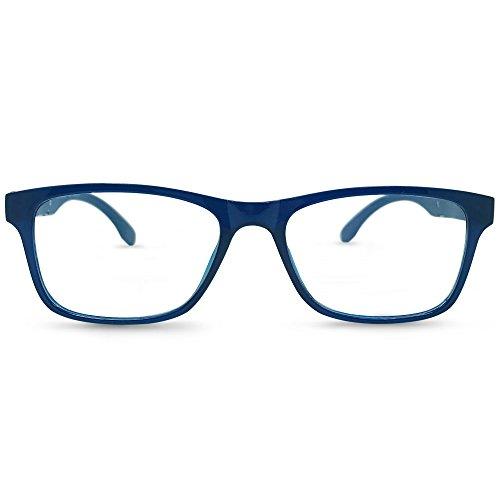 (Philadelphia Reading Glasses (Blue, 2.50))