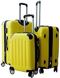 Amazon.com: Yellow - Luggage / Luggage & Travel Gear: Clothing ...