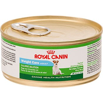 Royal Canin Weight Care Canine Health Nutrition Canned Adult Dog Food, Case of 24 ()