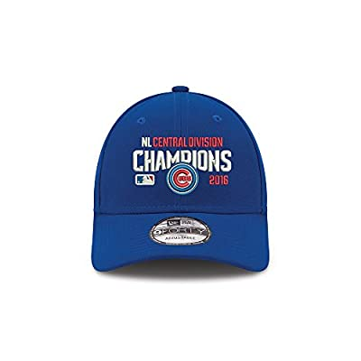 Chicago Cubs MLB NL Central Division Champions 2016 Adjustable Cap Hat